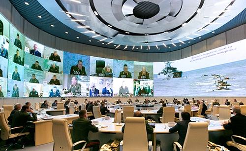 指挥中心远程视频会议应用方案