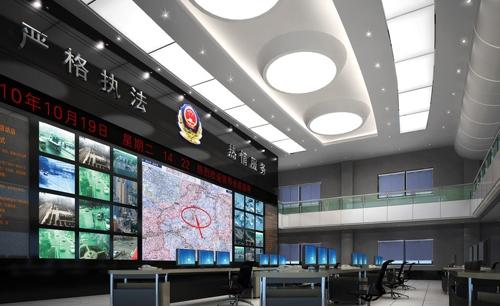 公安分布式系统远程应用方案
