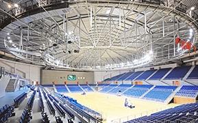 体育馆线阵音响扩声系统应用方案