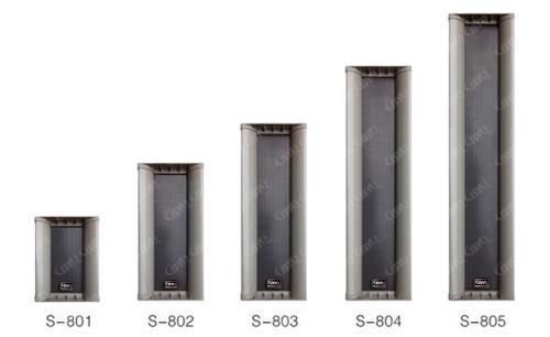 室外豪華型防水音柱
