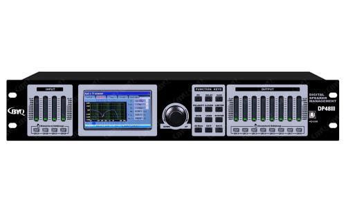广州DPIII系列音箱处理器