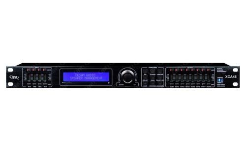 XCA系列音箱处理器