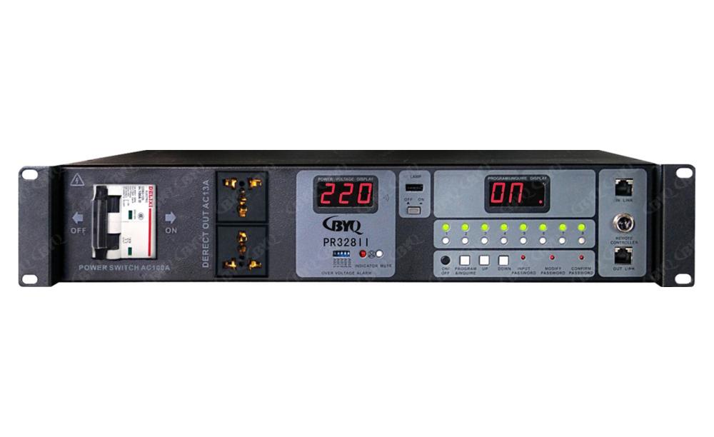 單相濾波電源時序器