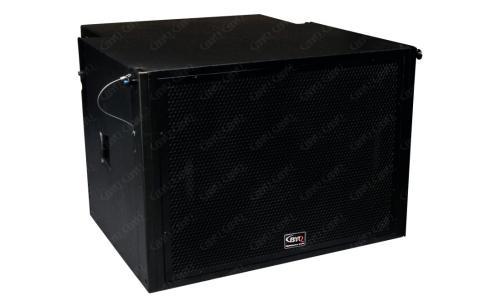 LA有源线性阵列超低音箱