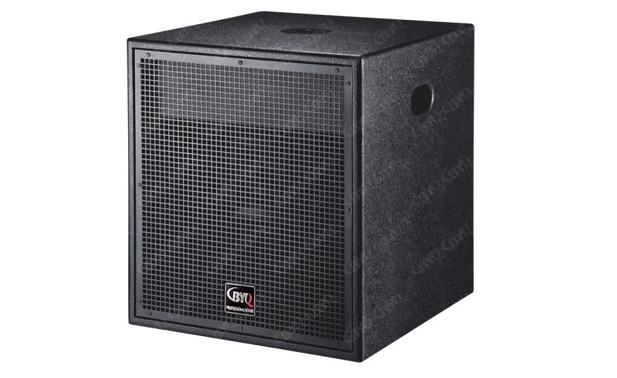 單十五有源超低頻音箱
