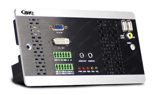 2K散布式VGA輸入DVI輸入節點