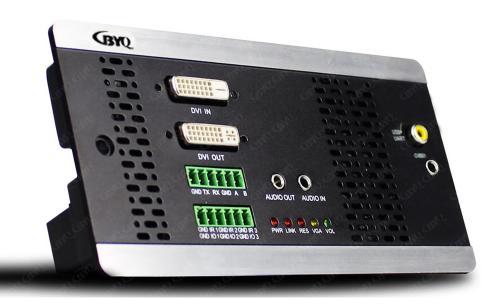 2K分布式DVI输入节点/输出节点