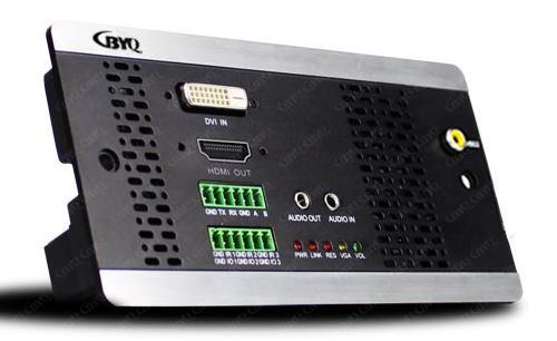 2K分布式DVI输入HDMI输出节点