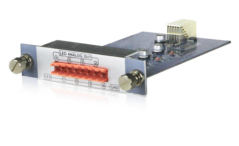 LED灯光调节卡(选配)