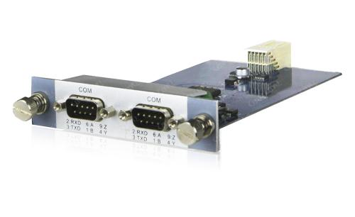 串行通訊控制卡(選配)