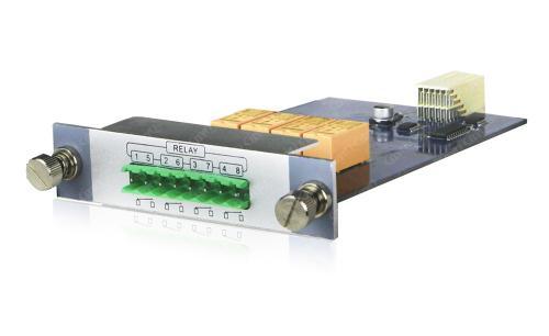 弱电继电器卡(选配)