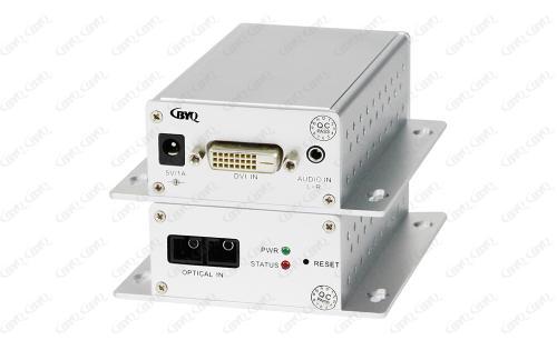 DVI光纤传输延长器