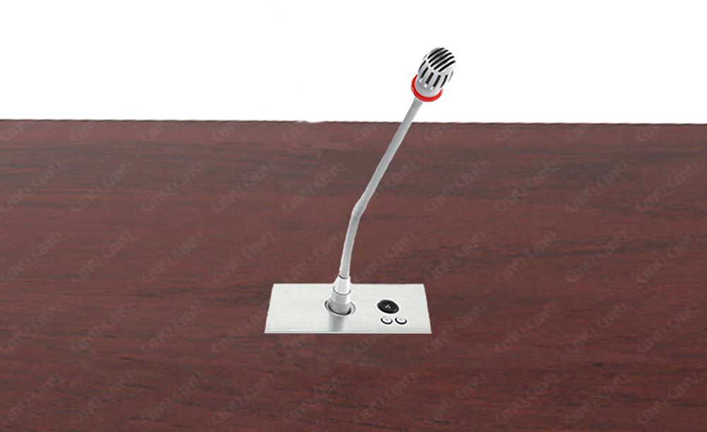 超薄起落型集會發話器(獨立或集成于起落器)