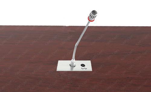 超薄升降型会议话筒(独立或集成于升降器)
