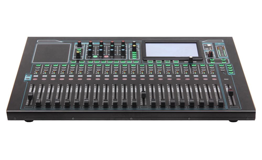 数字调音台系列  V16/V20/V24/V32